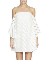 Camilla & Marc | White Statice Mini Dress | Lyst