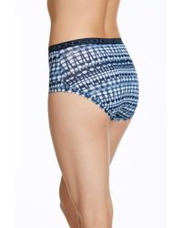 Bonds - Blue Ydg Full Brief - Lyst