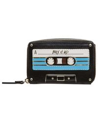kate spade new york | Black Jazz Things Mix Tape Coin Purse | Lyst