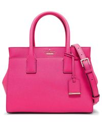 kate spade new york | Blue Cameron Street Small Candace Satchel | Lyst