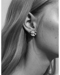 Meadowlark - Multicolor Coral Pearl Earrings Medium - Lyst