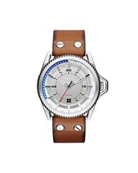 DIESEL - Brown Watch - Rollcage for Men - Lyst