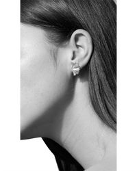 Meadowlark - Metallic Vita Earrings Medium - Lyst