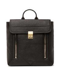 3.1 Phillip Lim - Black Pashli Backpack Bag - Lyst
