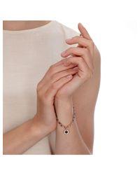 Astley Clarke - Gray Cosmos Friendship Bracelet With Labradorite & Spinel - Lyst