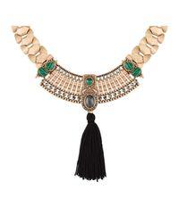Samantha Wills - Metallic Hand Over Love Necklace - Lyst