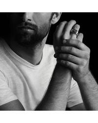 David Yurman - Metallic Heirloom Streamline Signet Ring for Men - Lyst