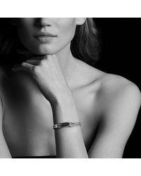 David Yurman - Metallic Labyrinth Single-loop Bracelet, 10mm - Lyst