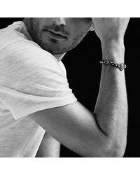 David Yurman - Metallic Petrvs Lion Bracelet With 18k Gold for Men - Lyst