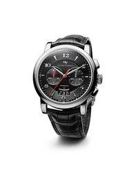 David Yurman - Black Classic 43.5mm Chronograph Watch for Men - Lyst
