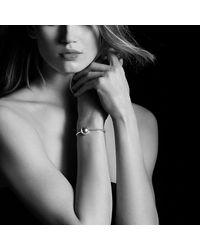 David Yurman - Metallic Solari Station Bracelet With Pearls In 18k Gold - Lyst