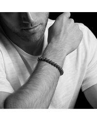 David Yurman - Spiritual Beads Bracelet With Red Tiger's Eye, 8mm for Men - Lyst