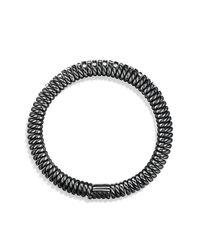 David Yurman - Metallic Tempo Cuff Bracelet - Lyst