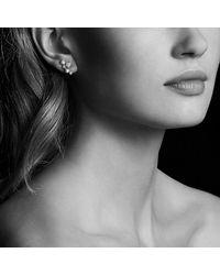 David Yurman - Precious Chatelaine® Climber Earrings With Yellow Diamonds In 18k Gold - Lyst