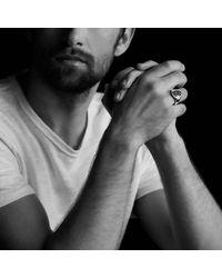 David Yurman - Multicolor Petrvs Bee Signet Ring for Men - Lyst