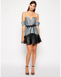 Three Floor - Black Bff Dress - Lyst