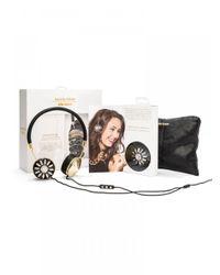 BaubleBar - Metallic Frends X Helios Layla Headphones Set-white - Lyst