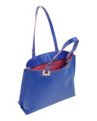 Blugirl Blumarine - Blue Shoulder Bag - Lyst