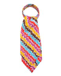 Mr Turk | Multicolor Ascot Tie  for Men | Lyst