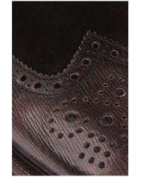 BOSS Orange Black Half-high Lace-ups 'weekifor' In Cowhide for men