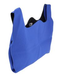 MM6 by Maison Martin Margiela - Blue Handbag - Lyst