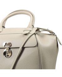Giorgio Armani - Natural Handbag - Lyst