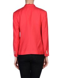 Paul Smith Black Label - Red Blazer - Lyst