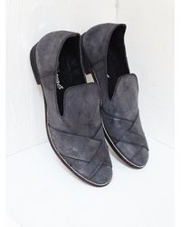Free People | Gray Sitar Loafer | Lyst