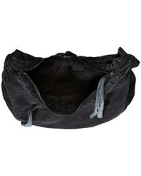 RVCA - Black Time Travelin Bag - Lyst