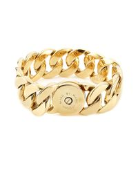 Marc By Marc Jacobs | Metallic Katie Bracelet - Gold | Lyst