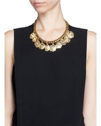 Lulu Frost | Metallic Victorian Plaza Charm Necklace | Lyst