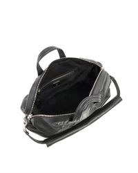 Givenchy - Black Nightingale Leather Weekend Bag for Men - Lyst