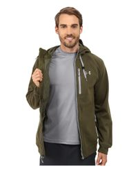Under Armour - Green Ua Cgi Dodson Softshell for Men - Lyst