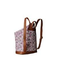 Volcom - Pink Cruz Backpack - Lyst