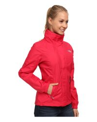 The North Face | Red Resolve Jacket | Lyst