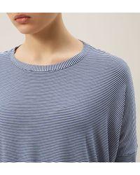 Hobbs - Blue Emma T-shirt - Lyst