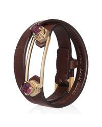 Tod's | Purple Bracelet | Lyst