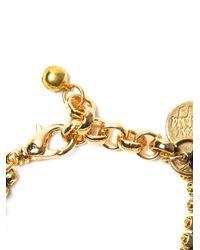 Venessa Arizaga - Metallic Fools Gold Bracelet - Lyst