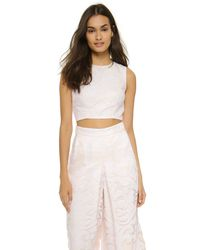 Keepsake - White Right Now Top - Ivory - Lyst