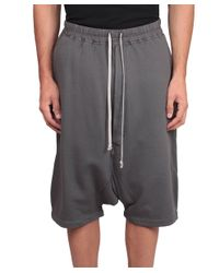 DRKSHDW by Rick Owens - Gray Pod Boxer Shorts for Men - Lyst