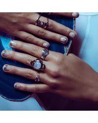 Pamela Love | Metallic Stardust Ring | Lyst