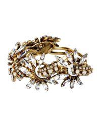Vickisarge | Metallic Bracelet | Lyst