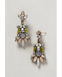 Anthropologie - Orange Chibae Earrings - Lyst