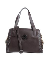 GAUDI - Brown Handbag - Lyst