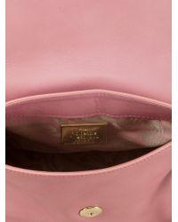Vivienne Westwood - Pink Maddox Leather Shoulder Bag - Lyst