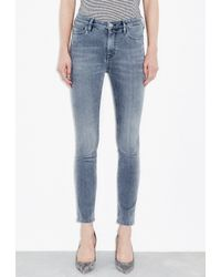 M.i.h Jeans | Gray Bridge Jean | Lyst