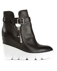 Ash - Black 'Ricky' Boots - Lyst