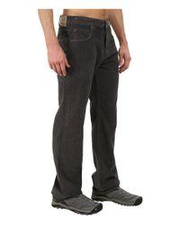 Patagonia - Gray Regular Fit Cords - Long for Men - Lyst