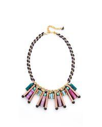 Nocturne   Pink Ari Necklace   Lyst