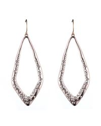 Alexis Bittar - Metallic Miss H Vault Earring - Lyst